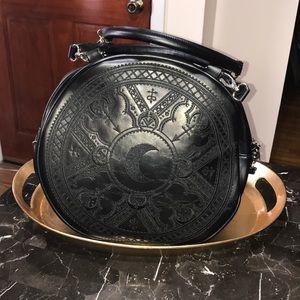 Handbags - Phases of the Moon Gothic Style Handbag